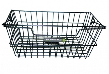 Basil Rear Basket Cairo Black