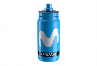 Bidon elite fly team movistar 550ml