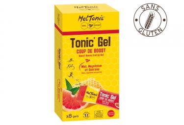 MEL TONIC' Honey and magnesium energy gel
