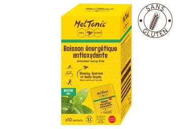 Boisson energetique antioxydant meltonic menthe 10 sachets