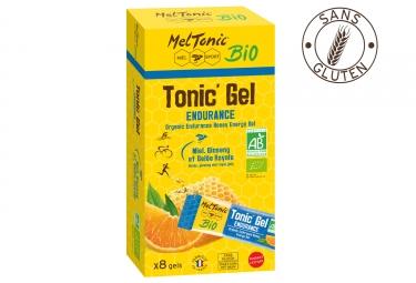 MEL TONIC' HONEY ROYAL GELEE & GINSENG Energy Gel