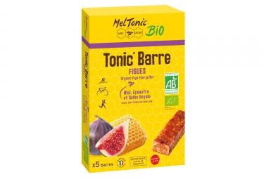 MEL TONIC 'HONEY FIGS 5 Energys Bars