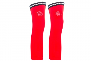 Jambieres troy lee design knee warmer ace rouge m