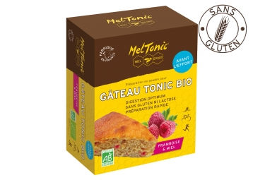 Meltonic Tonic Bio Cake Frambuesa Honey