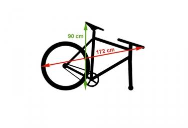 Housse de Vélo VTT BUDS Mtbag Race