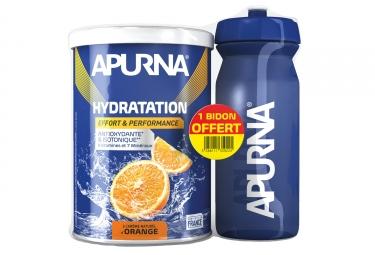 APURNA Energy Drink Orange Fruit 500g
