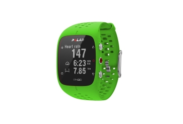 Polar M430 GPS Watch Green
