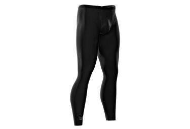 Compressport Full Tights Running Under Control Black