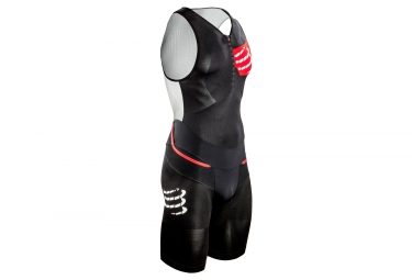 Combinaison tri fonction compressport triathlon tr3 aero noir s