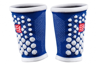 Compressport Sweatbands 3D.Dot Blue