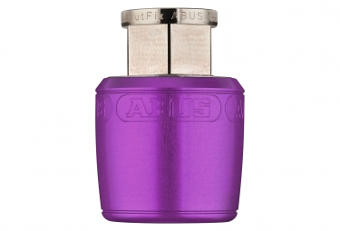 Antivol de roue abus nutfix 3 8 violet