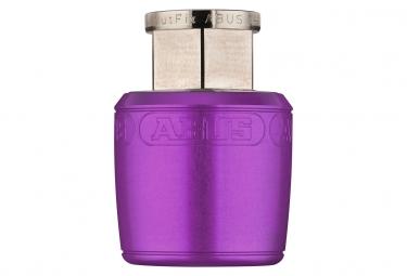 Antivol de roue abus nutfix m10 violet