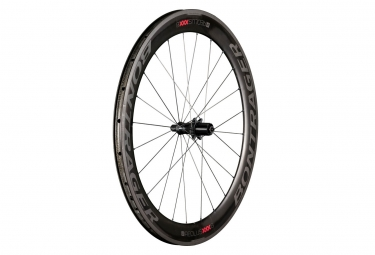 Roue arriere bontrager aeolus xxx6 tubeless ready 5x130 mm corps shimano sram 2018
