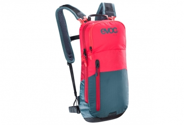 Sac a dos evoc cross country cc rouge gris 6
