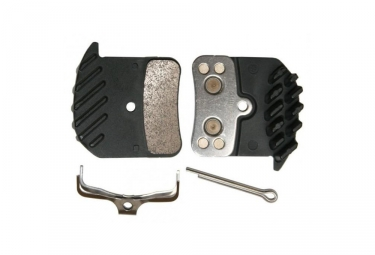 Shimano Saint M820 M640 Disc Brake Pads - Metal