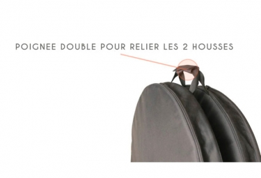 Housse de Roues DUBS Wheelbag Double