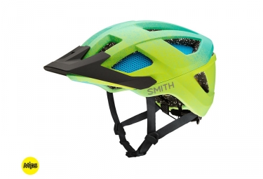 Casque smith session mips jaune l 59 62 cm