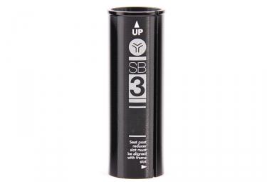 SB3 Reducteur de Tube de Selle 31.6 > 27.2mm Noir