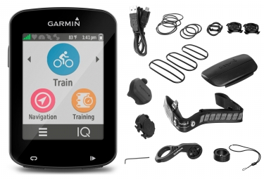 New GPS Garmin Edge 820