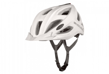 Casque endura xtract blanc l xl 58 63 cm