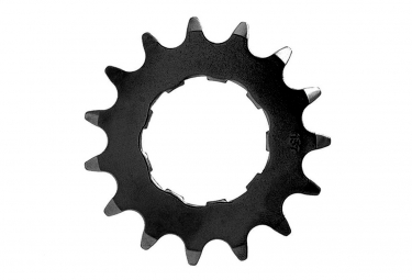 Excess Cog Steel Black