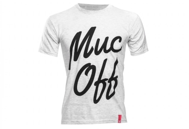 T shirt muc off blanc xs