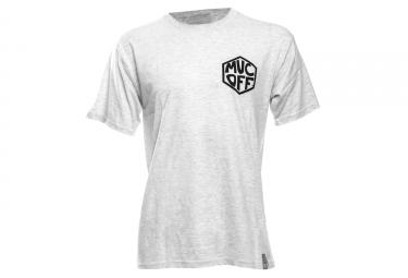 T shirt muc off blanc m