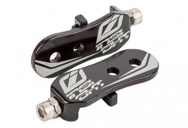 Tendeur de chaine Insight mini 6mm Aluminium Noir