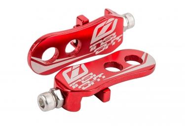 Tendeur de chaine Insight Pro 10mm Aluminium Rouge