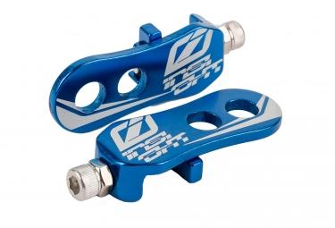 Tendeur de chaine Insight Pro 10mm Aluminium Bleu