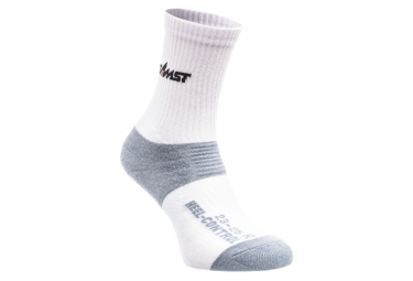 ZAMST HA-1 Medium Compression Socks White