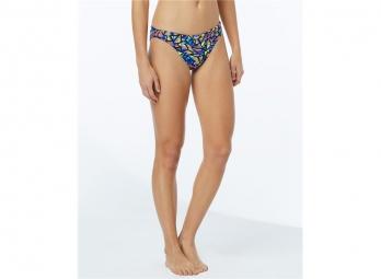 Tyr Donna Costa Mesa Classic Bikini Bottom Orange Purple