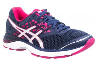 Chaussures running femme asics gel pulse 9 violet 39
