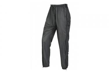 Pantalon Ferrino Zip Motion Noir