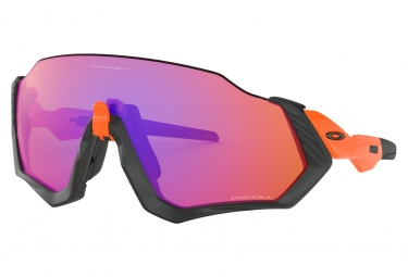 Gafas Oakley Flight Jacket orange¤black pink Prizm Trail