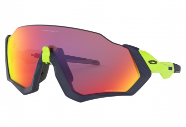 Gafas Oakley Flight Jacket blue¤yellow pink Prizm Road