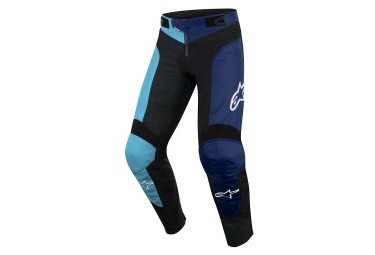 Pantalon alpinestars vector noir bleu 32