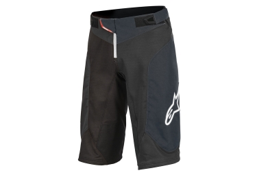 Short alpinestars vector noir blanc 32