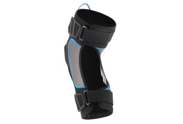 ALPINESTARS Knee Guard E-RIDE negro cian