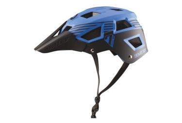Casque vtt seven m5 bleu noir s m 54 58 cm