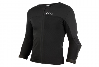 Veste de protection poc spine vpd air noir uranium s