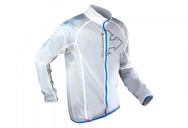 Veste coupe vent raidlight hyperlight windproof blanc l