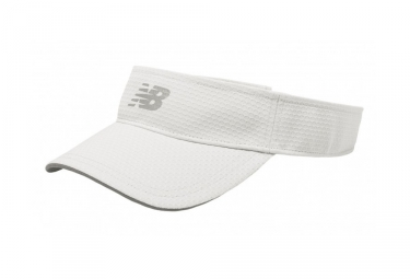 New Balance Performance Visor White