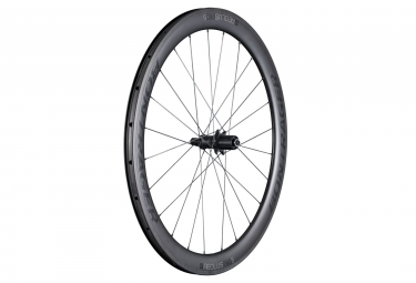 Bontrager Aeolus Pro 5 Tubeless Ready Road Rear Wheel Black / Grey