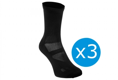 Pack 3 Socks 12.5cm Neatt 39-42 Black