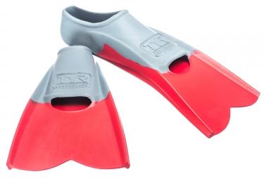 Tyr Crossblade Training Fins L Red/ Grey