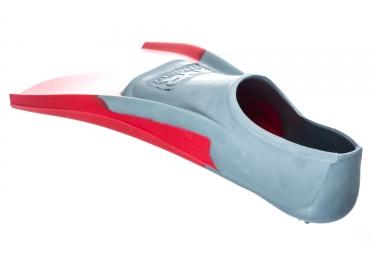Paire de Palmes Tyr Crossblade Training Fin L Rouge/ Gris