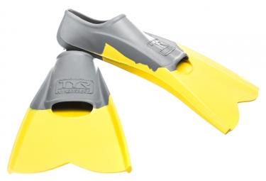 Tyr Crossblade Training Fins M Yellow/ Grey
