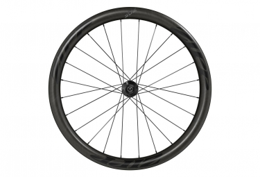 Roue arriere zipp 302 pneu v1 stickers noir campagnolo center lock 12 x 142 mm