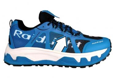 Paire de chaussures raidlight ultra max blanc bleu 42 2 3